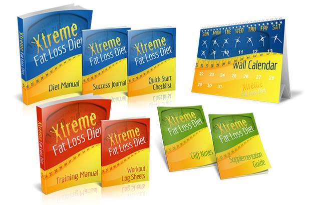 Xtreme Fat Loss Diet Product Bundle